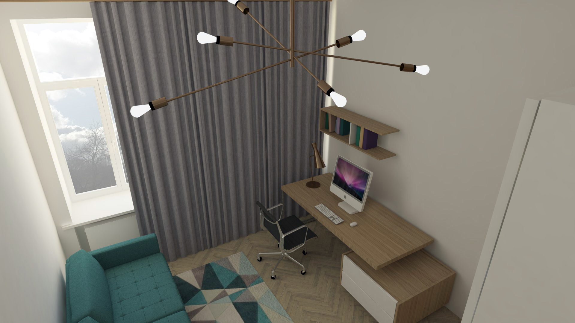 Apartment in Pardaugava