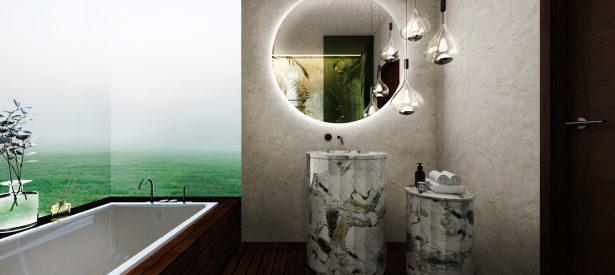 bathroom. SPA